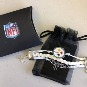 New NFL Pittsburgh Steelers bracelet